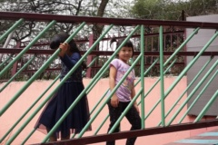 Shadlyn and XiaoLuo-we are not scared on this