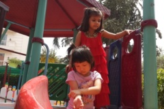 XiaoLuo and Bareeraha-ready to slide down